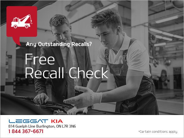 Get Your FREE Recall Check